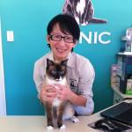 Mandy Doan The Cat Clinic Vet