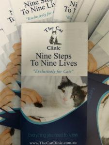 Brochure! 9 Steps to 9 Lives